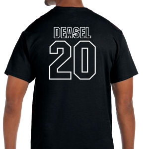 Deasel Player Tee
