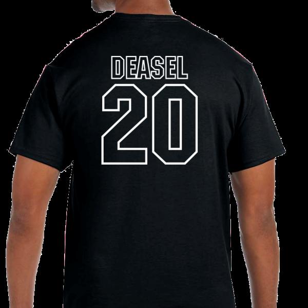 Deasel Player Tee