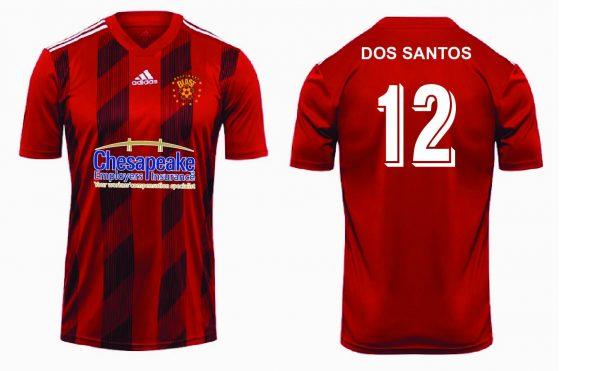 Dos Santos Jersey