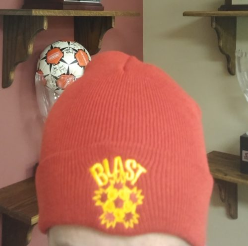 Blast Winter Hat w/ Cuff
