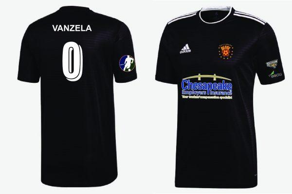Vanzela Jersey