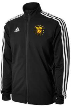 Adidas Full Zip Training Jacket