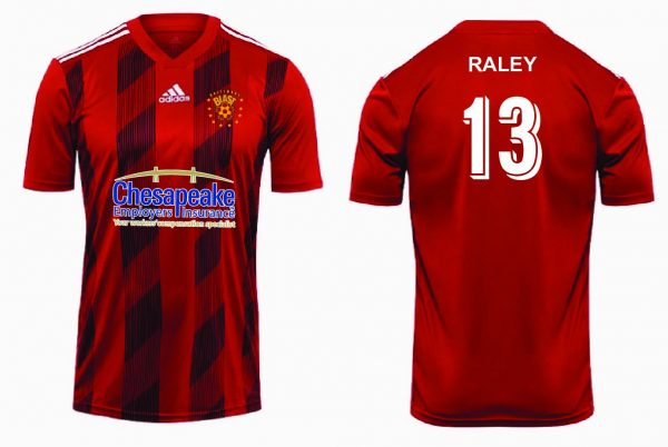 Raley Jersey