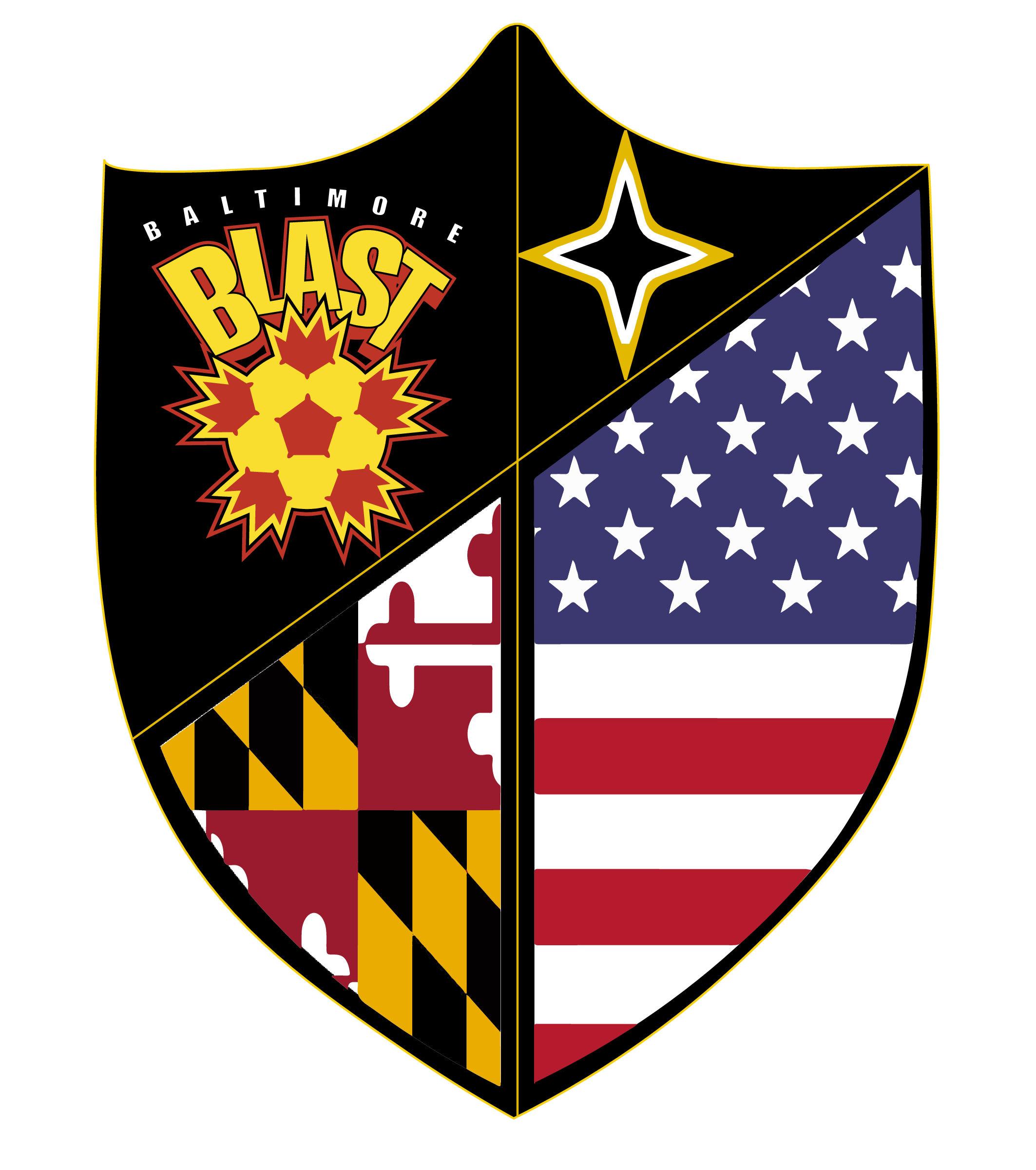 Blatimore Blast Final Logo